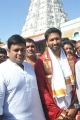 Gautham Nanda Team @ Tirupati Tirumala Temple Photos