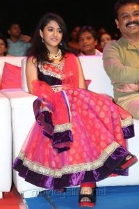 Actress Shriya Sharma @ Gayakudu Movie Audio Launch Stills