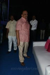 SP Balasubramaniam @ Gayakudu Movie Audio Launch Stills