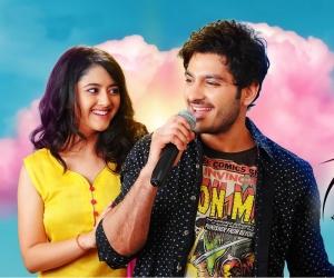 Shriya Sharma, Ali Raza in Gayakudu Movie Stills