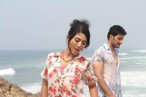 Shriya Sharma, Ali Raza in Gayakudu Telugu Movie Stills