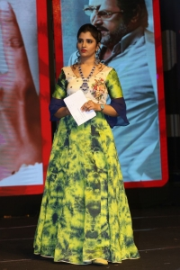 Anchor Syamala @ Gayathri Movie Audio Launch Stills