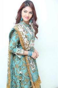 Actress Gayathri Suresh Photos @ Nenu Leni Naa Prema Katha Trailer Launch