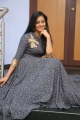 Actress Gayathri Shankar in Long Dress Images