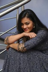 Actress Gayathrie Shankar Images in Long Dress