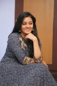 Actress Gayathri Shankar Images in Long Dress