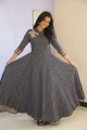 Actress Gayathrie Shankar Images in Long Dress