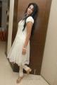 Actress Gayatri Iyer Hot Photos in White Dress