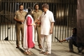 Nagineedu, Satyam Rajesh, Nikhila Vimal, Mohan Babu @ Gayatri Movie Working Stills