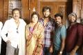 Mohan Babu, Shriya Saran, Manchu Vishnu, Kanal Kannan, Madan @ Gayatri Movie Working Stills