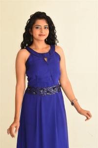 Heroine Gayatri Rema Photos @ Pranavam Movie Press Meet