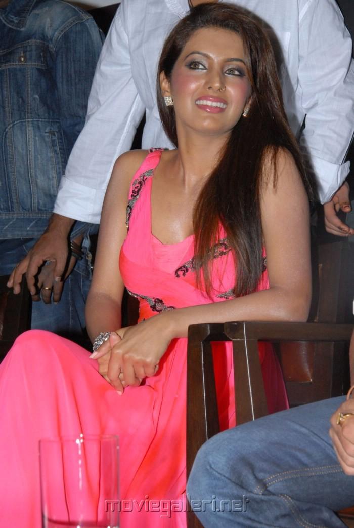 Actress Geeta Basra at...