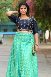 Actress Geetanjali Thasya New Stills @ Weaves of India Expo Launch