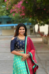 Actress Geetanjali New Stills @ Weaves of India Expo Launch