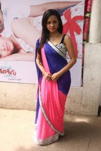 Actress Geetha Shah Stills at Manitha Kadhal Alla Movie Launch