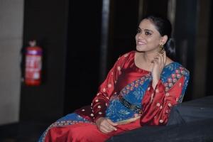 Anchor Geetha Bhagath Photos @ The Killer Trailer Launch