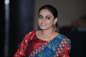Anchor Geetha Bhagath Photos @ The Killer Movie Trailer Launch