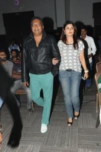 Prakash Raj, Pony Verma @ Geethanjali Movie Audio Launch Stills