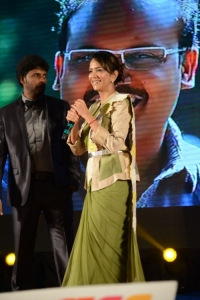 Manchu Lakshmi Prasanna @ Geethanjali Movie Audio Launch Stills