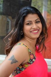 Actress Geethanjali Thasya Hot Images @ Seelavathi Movie Teaser Launch