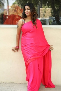Actress Geethanjali Hot Images @ Seelavathi Teaser Launch