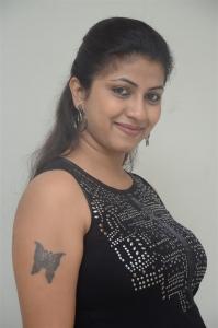 Actress Geethanjali Thasya New Pics @ Ladies Not Allowed Trailer Launch