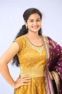 Actress Geethika Photos @ Batch Movie Trailer Launch