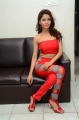 Actress Gehana Vasisth Hot Photos in Red Dress