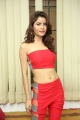 Glamour Girls Movie Actress Gehana Vasisth in Red Dress Photos