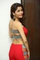 Actress Gehana Vasisth Hot in Red Dress Photos