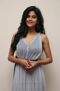 Actress Aaditi Pohankar @ Gemini Ganeshanum Suruli Raajanum Audio Release Stills