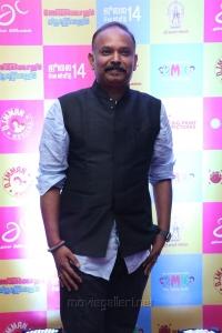 Venkat Prabhu @ Gemini Ganeshanum Suruli Raajanum Audio Release Stills