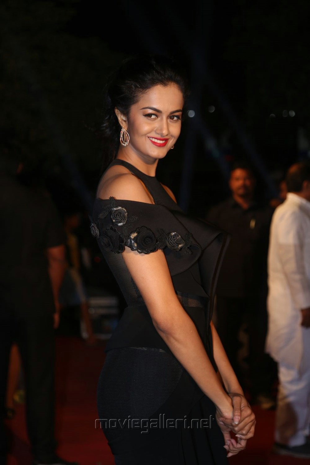 Shubra Aiyappa @ Gemini TV Puraskaralu 2016 Red Carpet Stills