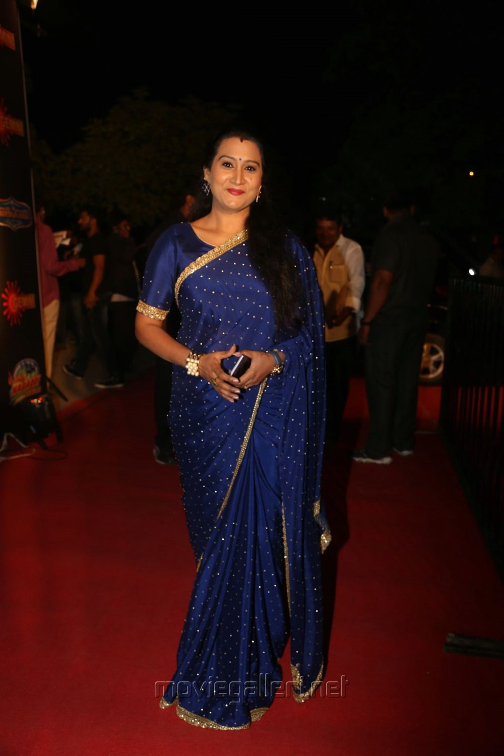 Gemini TV Puraskaralu 2016 Red Carpet Stills