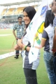 Actress Genelia in CCL Match