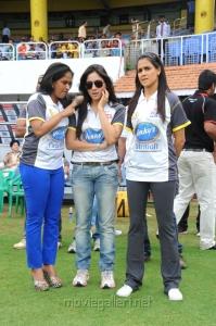 Genelia Photos in CCL Match