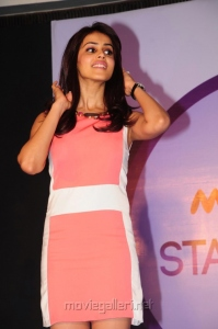 Actress Genelia at Myntra.com's Star N Style Launch Hyderabad