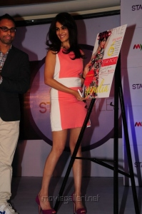 Actress Genelia at Myntra Star N Style Icon Launch Photos