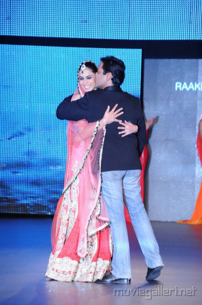 Genelia Ramp Walk Photos