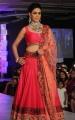 Genelia walks the ramp for HVK Jewels Fashion Show at JW Marriott