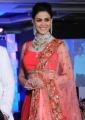 Genelia D'Souza walks the ramp for HVK Show Photos