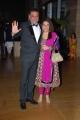 Boman Irani in Genelia Wedding Reception Stills