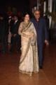Sridevi Boney kapoor @ Genelia Wedding Reception Stills