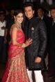 Riteish Deshmukh and Genelia D'Souza Wedding Reception Stills