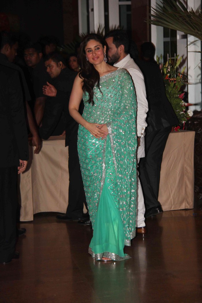Kareena Kapoor Genelia Wedding Reception Stills