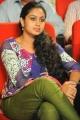 Actress Abhinaya at Genius Movie Audio Release Function Photos