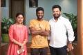 Priya Lal, Suseenthiran, Roshan @ Genius Movie Interview Photos