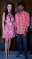 Amy Jackson, Udhayanidhi Stalin @ Gethu Movie Audio Launch Photos