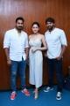 Santhosh P Jayakumar, Sayesha, Arya @ Ghajinikanth Movie Press Meet Stills