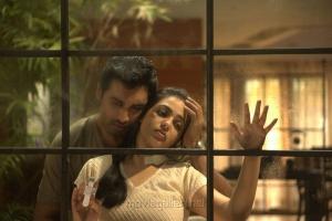Krish J. Sathaar in Nithya Menen in Ghatana Movie Latest Stills